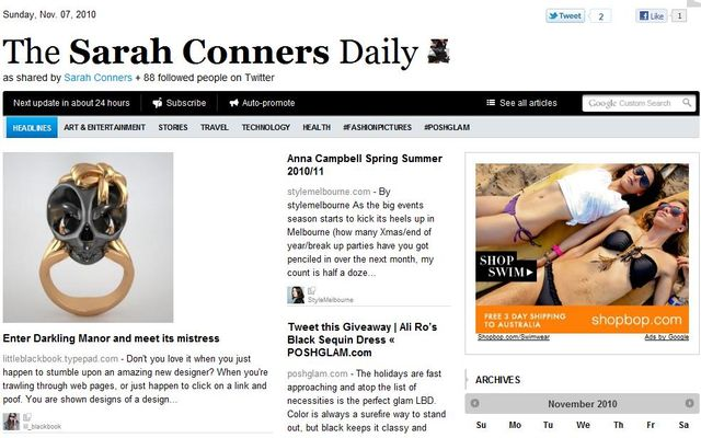 Sarah conners daily press